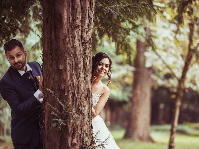Il matrimonio di Matteo e Jessica a Brescia, Brescia 38