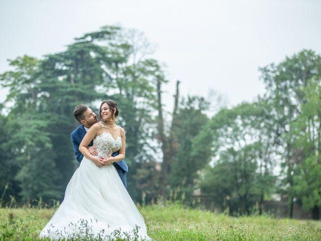 Il matrimonio di Matteo e Jessica a Brescia, Brescia 41