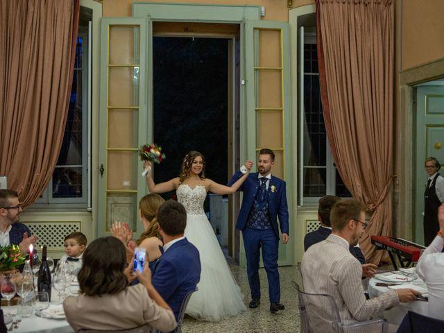 Il matrimonio di Matteo e Jessica a Brescia, Brescia 42