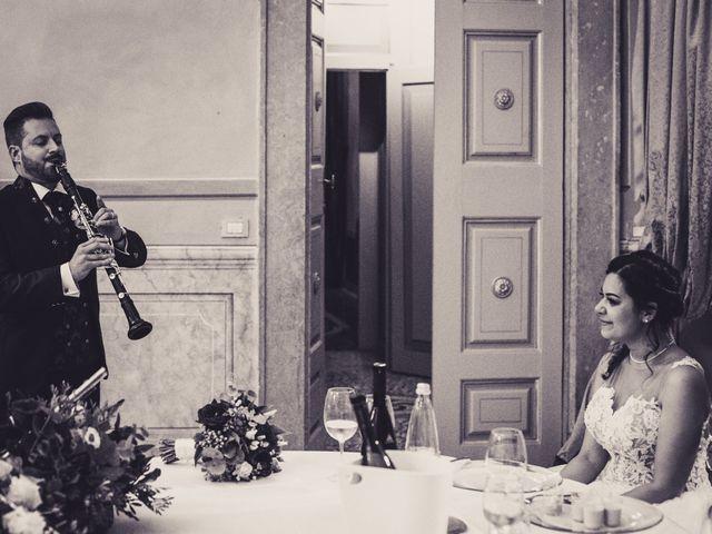 Il matrimonio di Matteo e Jessica a Brescia, Brescia 44