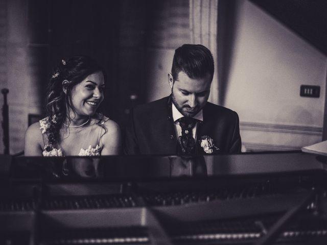 Il matrimonio di Matteo e Jessica a Brescia, Brescia 45