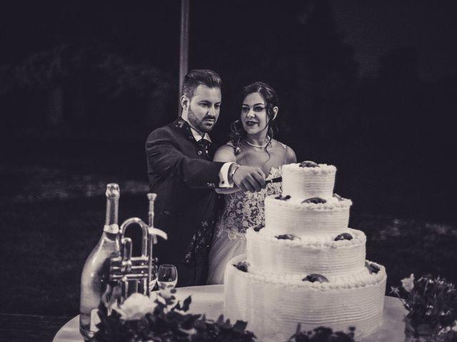 Il matrimonio di Matteo e Jessica a Brescia, Brescia 49