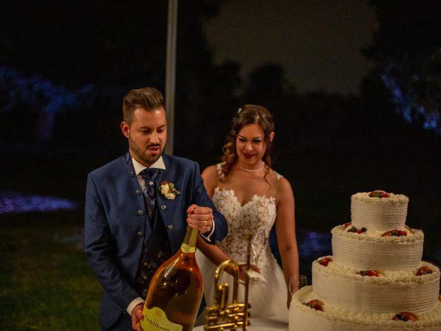 Il matrimonio di Matteo e Jessica a Brescia, Brescia 50