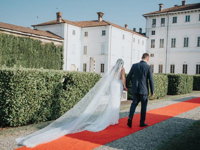 Il matrimonio di Erika e Maurizio a Lodi, Lodi 8