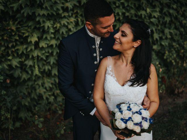 Le nozze di Maurizio e Erika