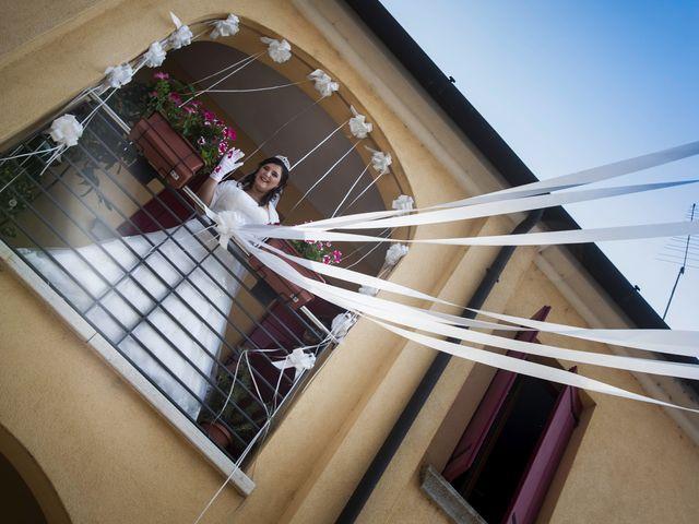 Il matrimonio di Mattia e Miriana a Cessalto, Treviso 9