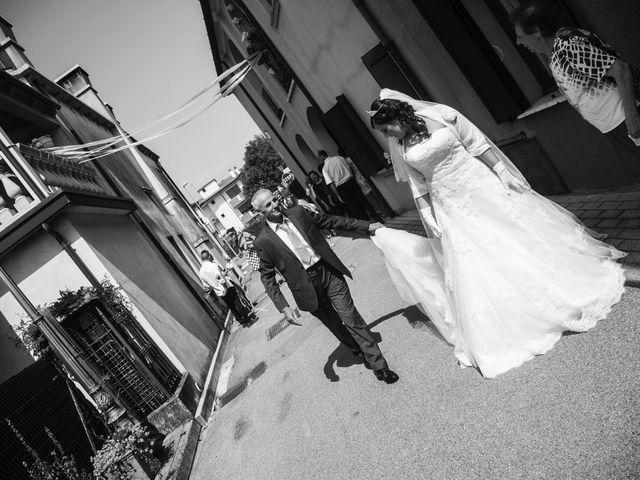 Il matrimonio di Mattia e Miriana a Cessalto, Treviso 10