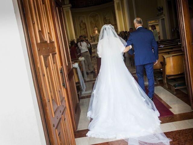 Il matrimonio di Mattia e Miriana a Cessalto, Treviso 13