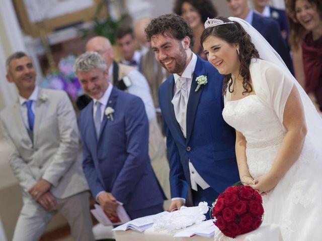 Il matrimonio di Mattia e Miriana a Cessalto, Treviso 16