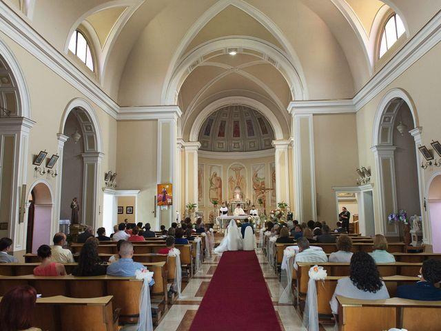 Il matrimonio di Mattia e Miriana a Cessalto, Treviso 17
