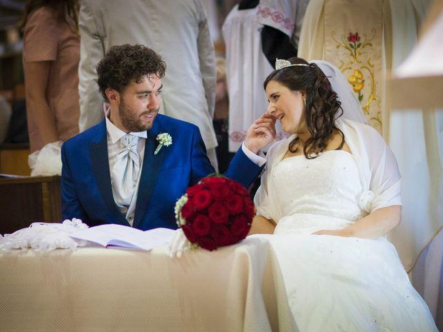 Il matrimonio di Mattia e Miriana a Cessalto, Treviso 18