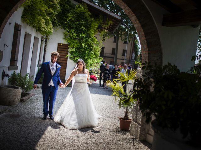 Il matrimonio di Mattia e Miriana a Cessalto, Treviso 25