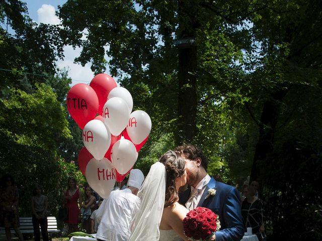 Il matrimonio di Mattia e Miriana a Cessalto, Treviso 26