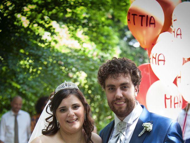 Il matrimonio di Mattia e Miriana a Cessalto, Treviso 29