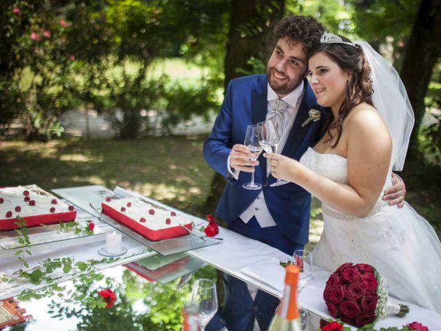 Il matrimonio di Mattia e Miriana a Cessalto, Treviso 32