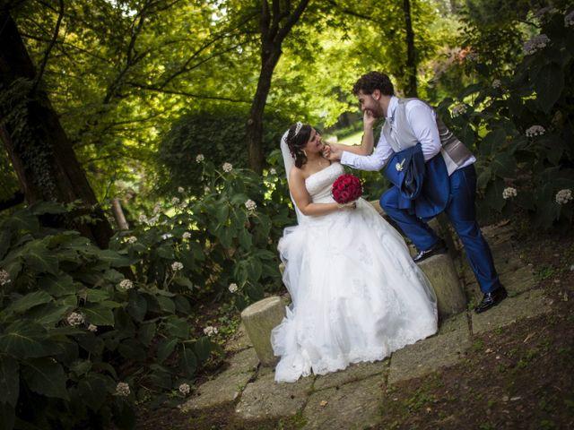 Il matrimonio di Mattia e Miriana a Cessalto, Treviso 34