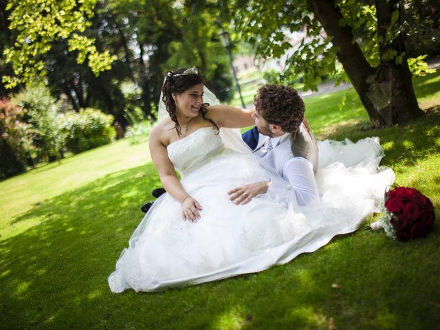 Il matrimonio di Mattia e Miriana a Cessalto, Treviso 36