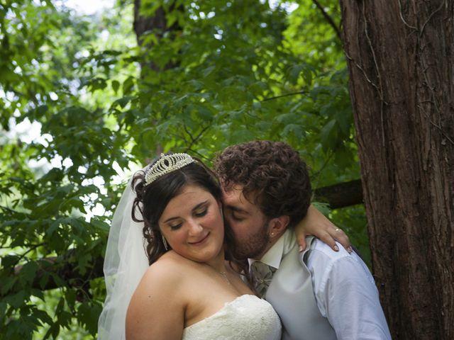 Il matrimonio di Mattia e Miriana a Cessalto, Treviso 40