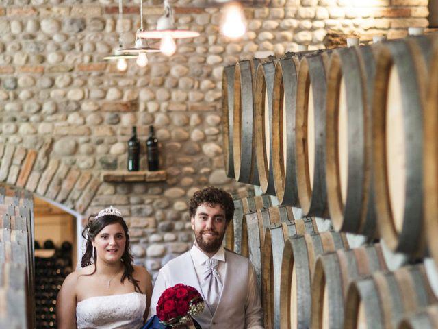 Il matrimonio di Mattia e Miriana a Cessalto, Treviso 43