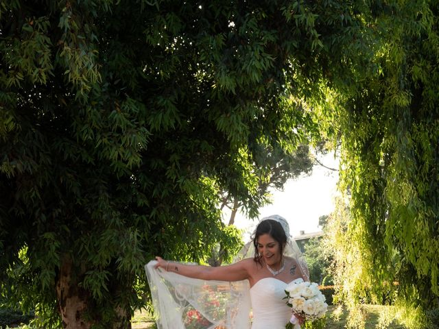 Il matrimonio di Fabio e Federica a Roma, Roma 11