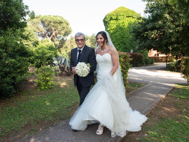Il matrimonio di Fabio e Federica a Roma, Roma 12