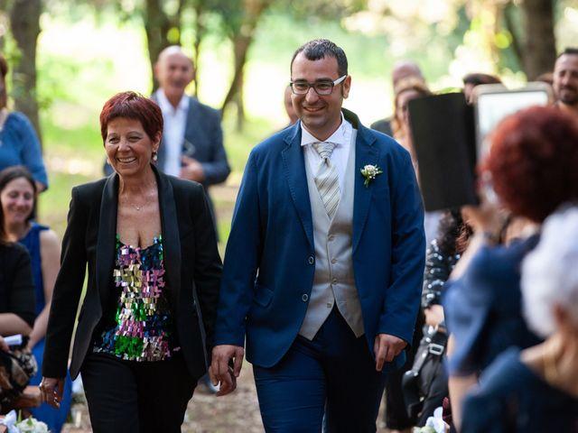 Il matrimonio di Fabio e Federica a Roma, Roma 13