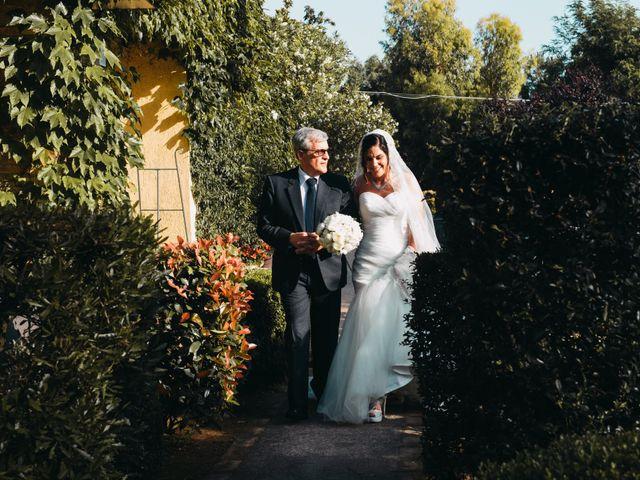 Il matrimonio di Fabio e Federica a Roma, Roma 15
