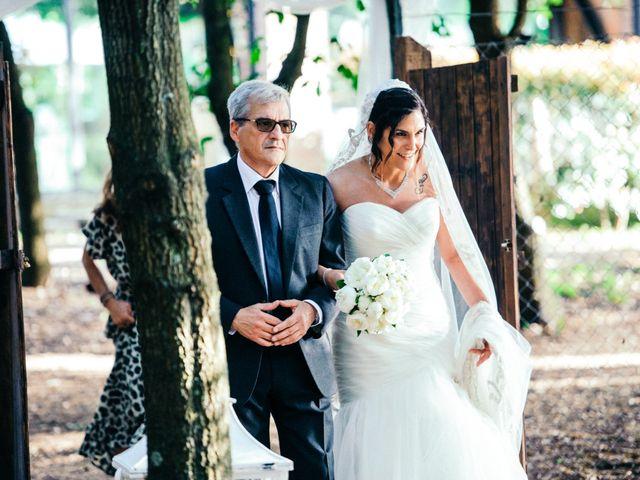 Il matrimonio di Fabio e Federica a Roma, Roma 18