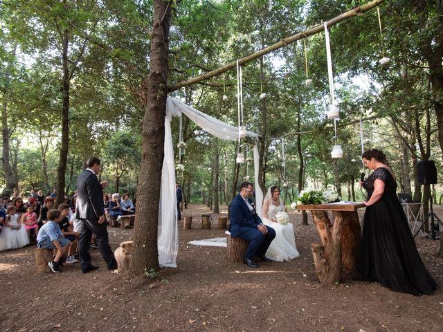 Il matrimonio di Fabio e Federica a Roma, Roma 27