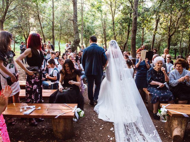 Il matrimonio di Fabio e Federica a Roma, Roma 33