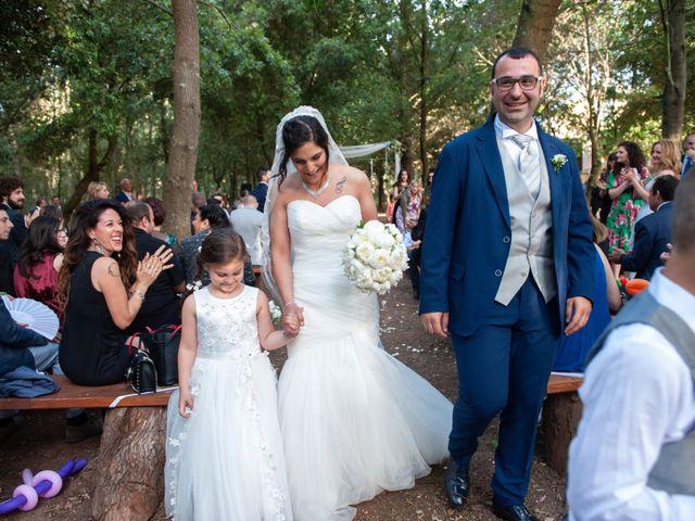 Il matrimonio di Fabio e Federica a Roma, Roma 34