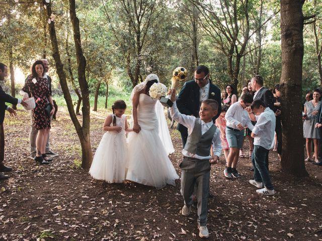 Il matrimonio di Fabio e Federica a Roma, Roma 35