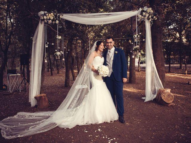 Il matrimonio di Fabio e Federica a Roma, Roma 37