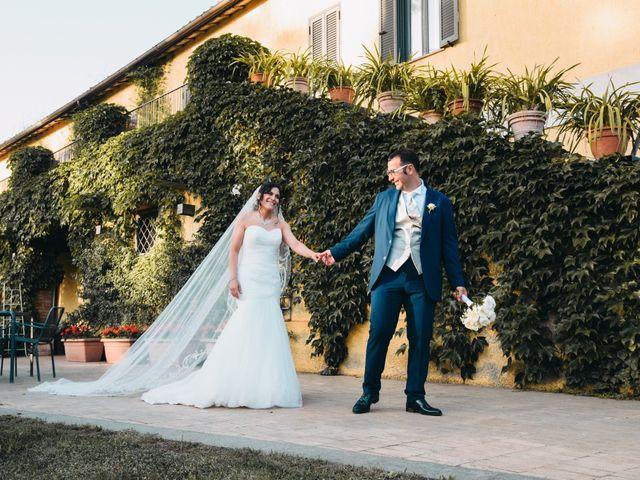 Il matrimonio di Fabio e Federica a Roma, Roma 41