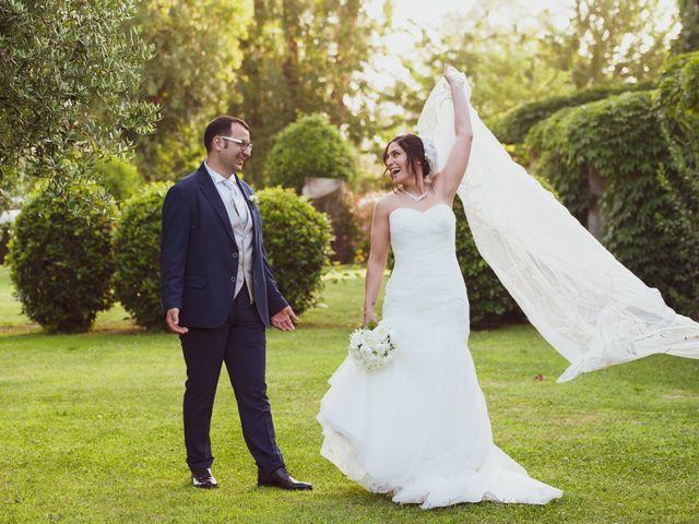 Il matrimonio di Fabio e Federica a Roma, Roma 43