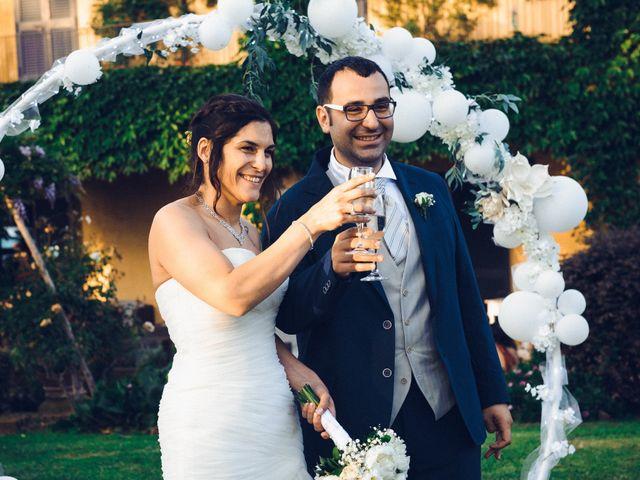 Il matrimonio di Fabio e Federica a Roma, Roma 46