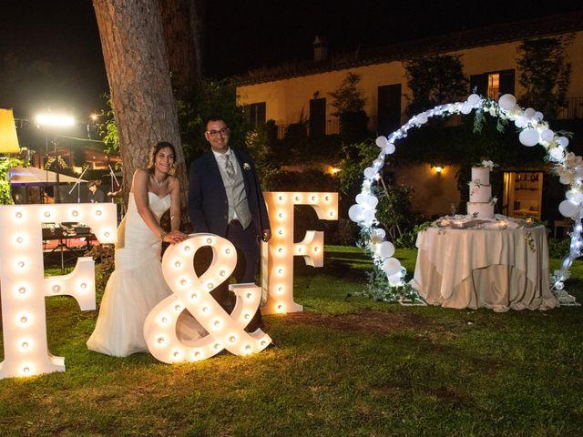 Il matrimonio di Fabio e Federica a Roma, Roma 63