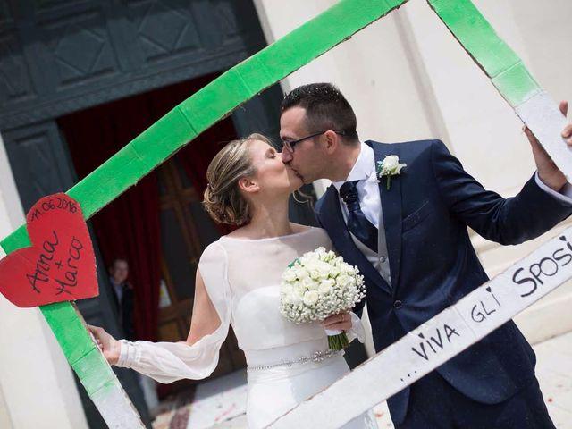 Il matrimonio di Marco e Anna a Porto Viro, Rovigo 6