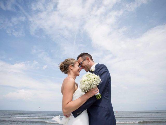 Il matrimonio di Marco e Anna a Porto Viro, Rovigo 9