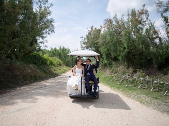 Il matrimonio di Marco e Anna a Porto Viro, Rovigo 10