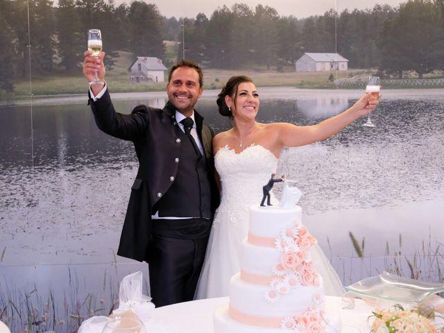Le nozze di Mariassunta e Gianfranco