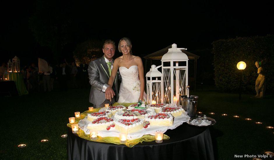 Il matrimonio di Simone e Cristina a Seveso, Monza e Brianza
