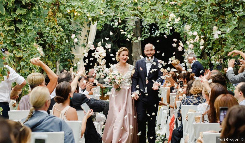Il matrimonio di Gabriele e Olivia a Bergamo, Bergamo