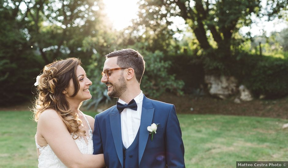 Il matrimonio di Marco e Sandra a Sora, Frosinone
