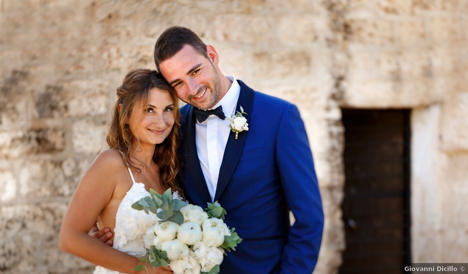 Il matrimonio di Roberto e Debora a Bari, Bari