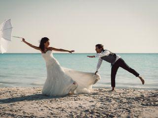 Le nozze di Carmela e Stefano