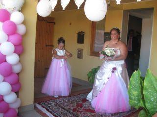 Le nozze di Fausto e Gessica 1