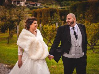 Le nozze di Aurora e Massimo