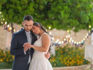 Le nozze di Mariachiara e Andrea