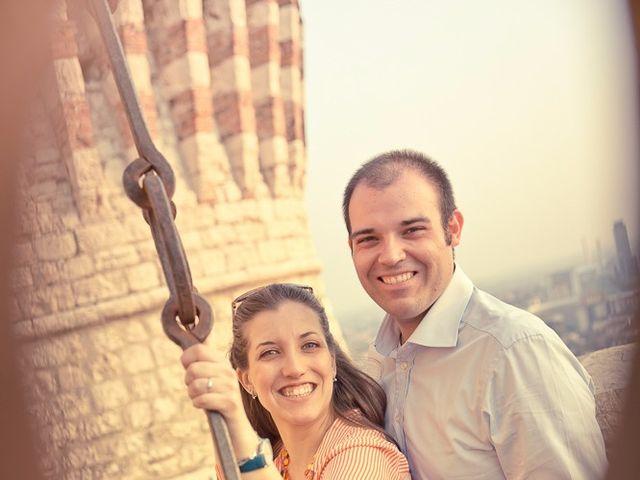 Il matrimonio di Andrea e Valentina a Bedizzole, Brescia 3